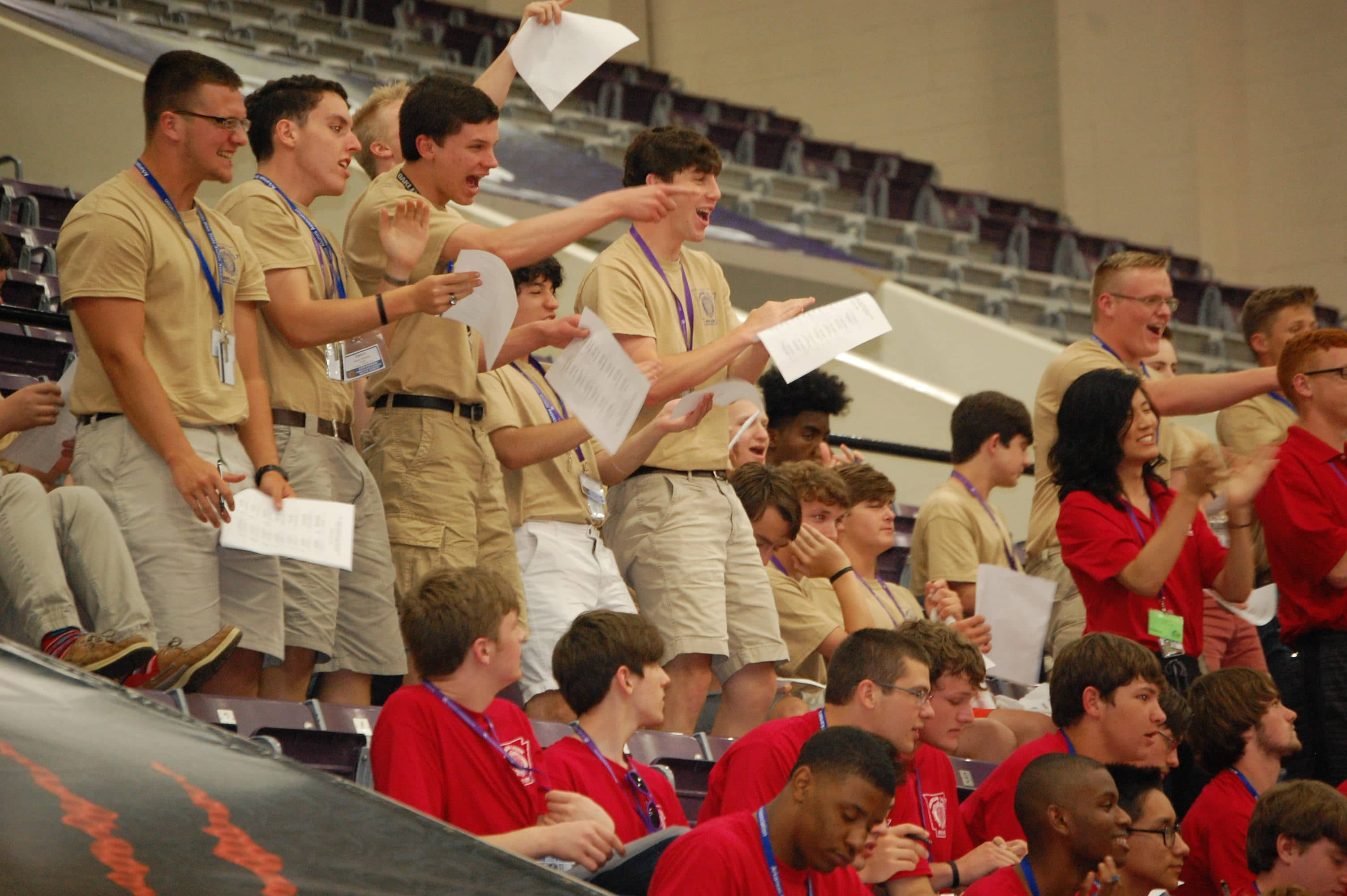 A Boys State Brotherhood