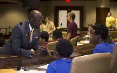 Delegates elected to Senate at Arkansas Boys State 2021