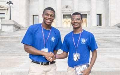 Delegates elected to county office at Arkansas Boys State 2021