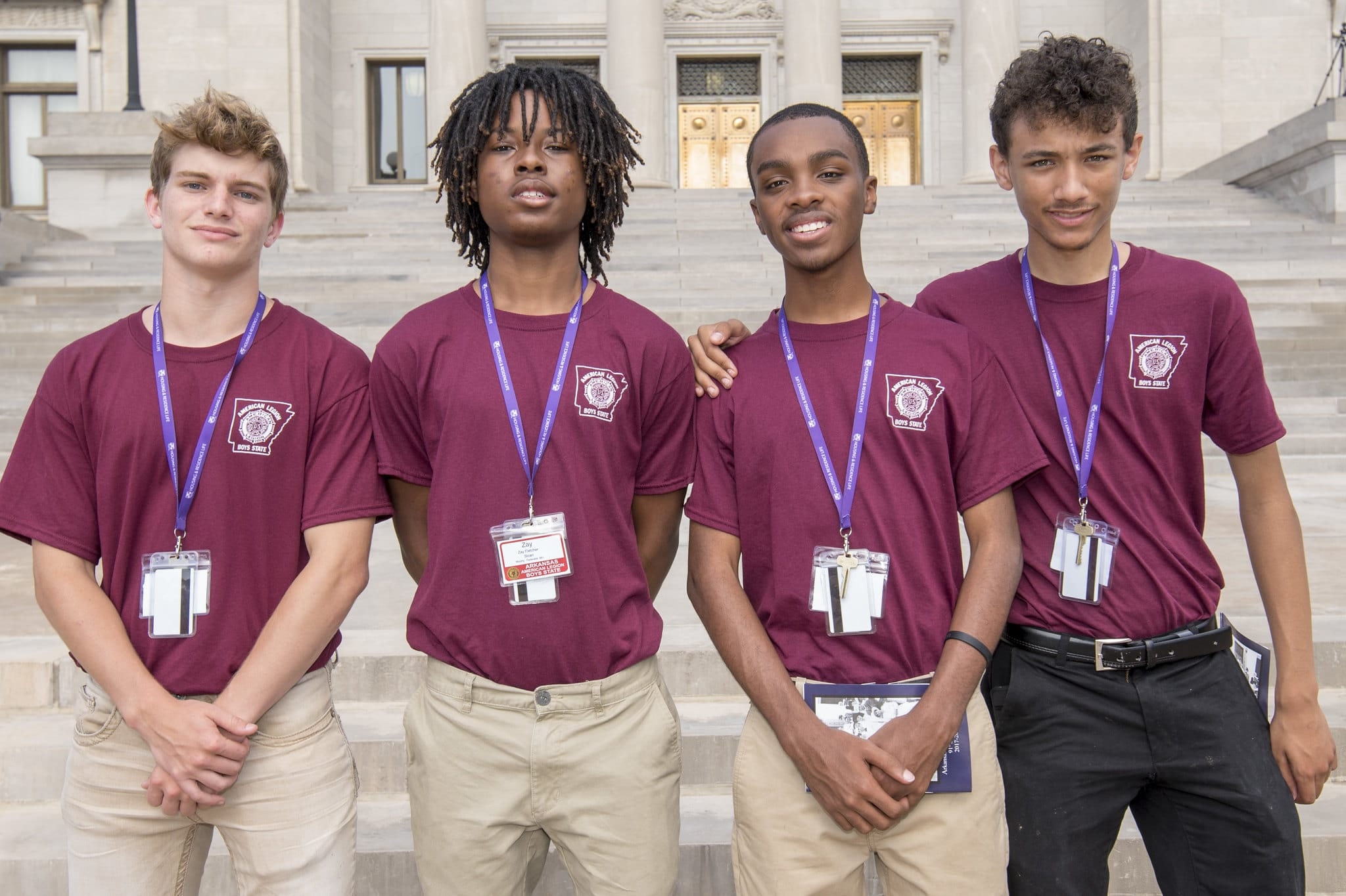 Delegates elected to city office at Arkansas Boys State 2021